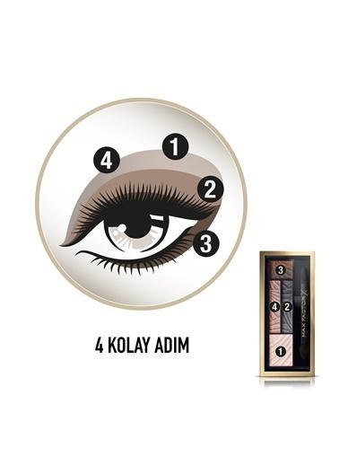 Smokey Eye Drama Kit 4'Lü Far Paleti  02 Lavish Onyx-Max Factor